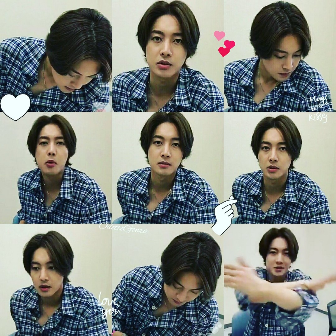 [Screen Caps] KHJ Instagram Live [2018.06.09]